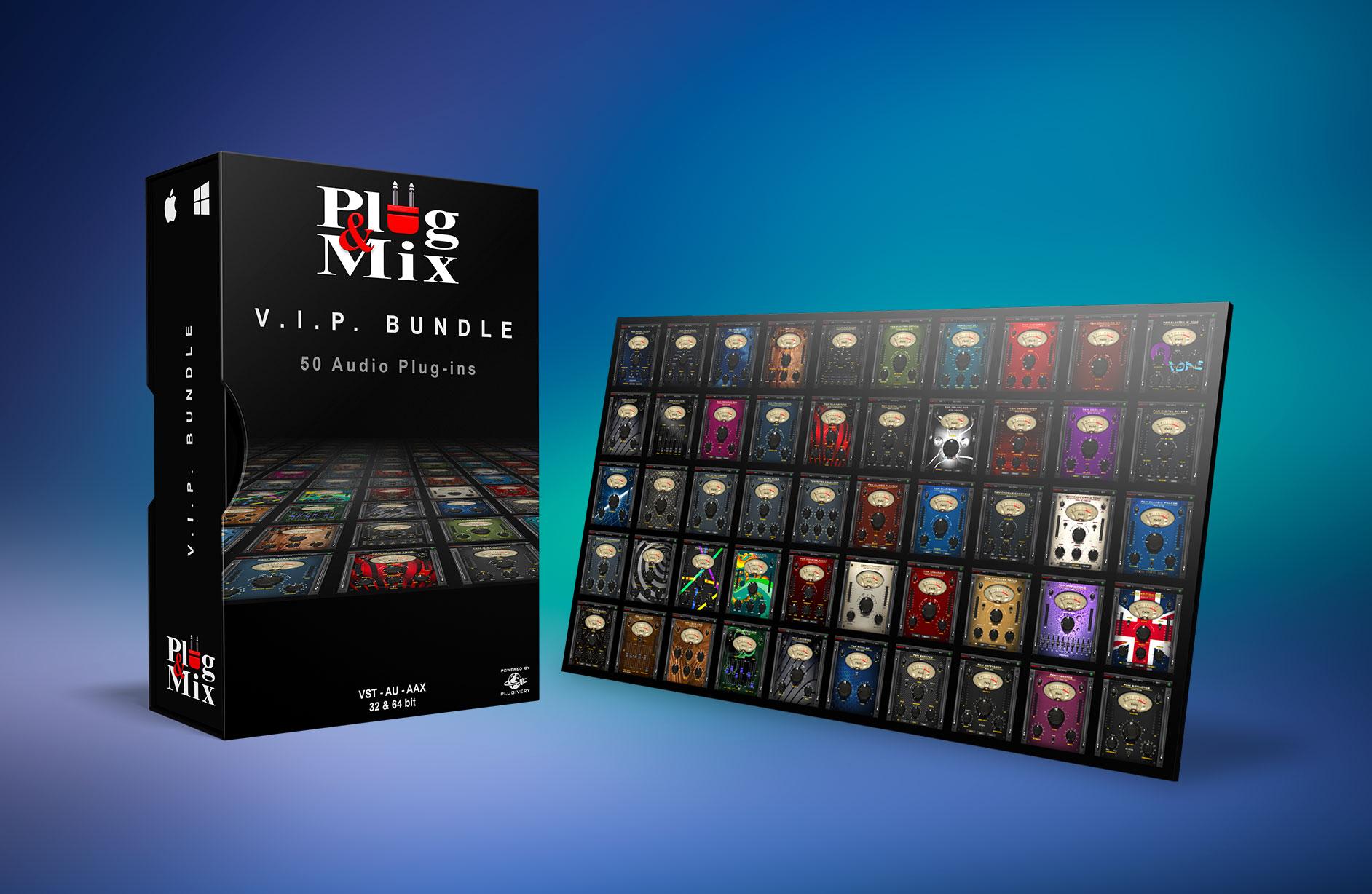 Plug & Mix | Professional Mac & PC Audio Plug-ins